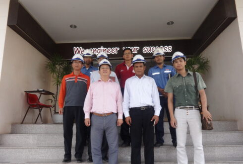 SS Green Energy Company Limited had Visited West Coast Engineering Company Limited date on 16 July 2015.