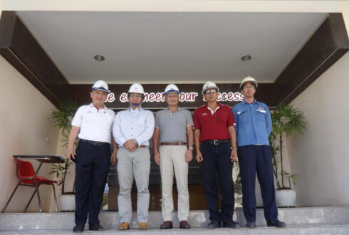 MITSUI & CO.(THAILAND) LTD had Visited West Coast Engineering Company Limited date on 15 Oct 2015.