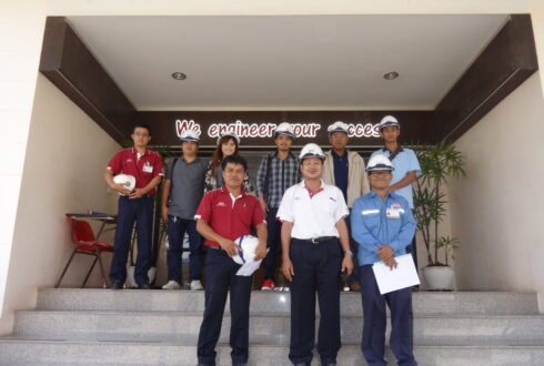Thai Multi – Sugar Industry. . had Visited West Coast Engineering Company Limited date on 28 Nov 2015.
