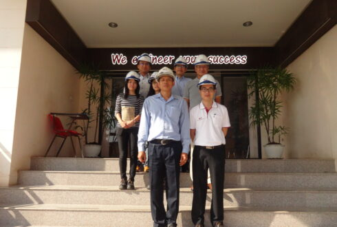 MITSUI & CO.(THAILAND) LTD had Visited West Coast Engineering Company Limited date on 22 Jan 2016