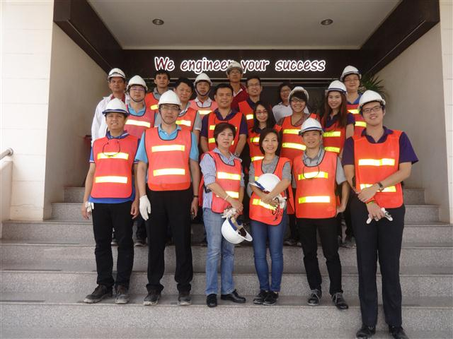 Krungthai Bank PLC & Siam Commercial Bank PLC had Visited West Coast Engineering Company Limited date on 24 Feb 2016